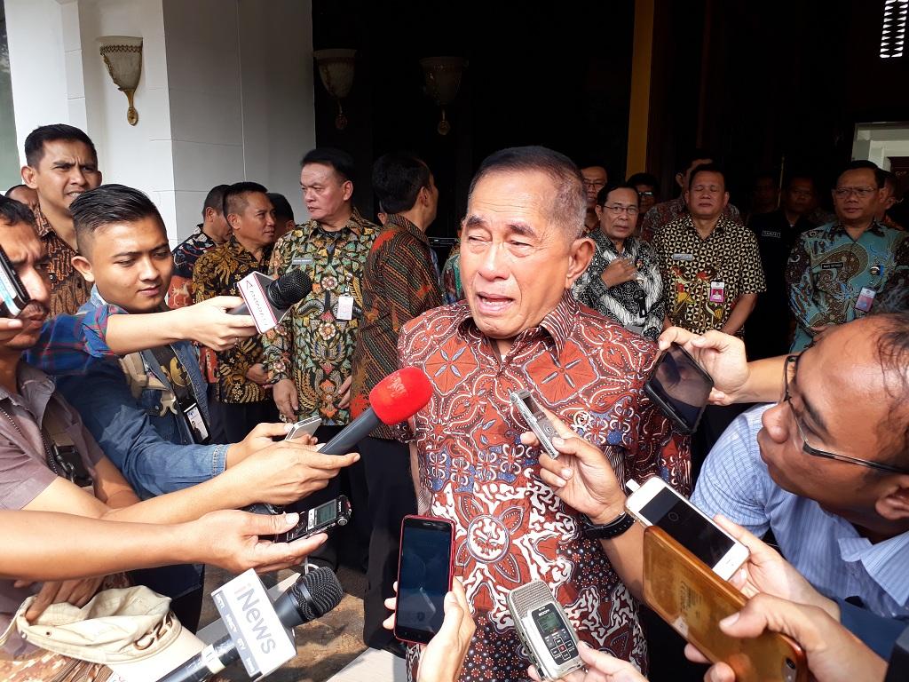 Pulang Kampung, Pegawai Kemenhan Diminta Tularkan Bela Negara