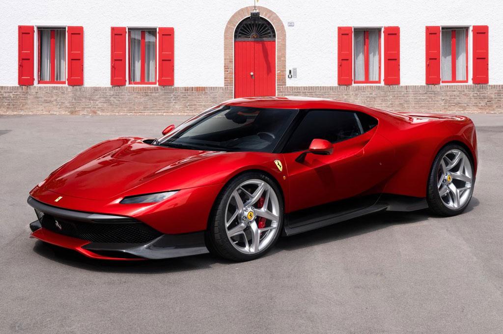 Ferrari SP38 Hanya Satu Unit di Dunia