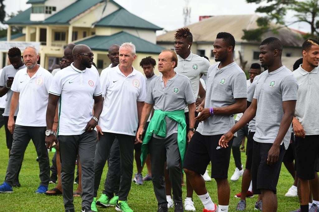 Peringkat FIFA Nigeria Turun Jelang Piala Dunia
