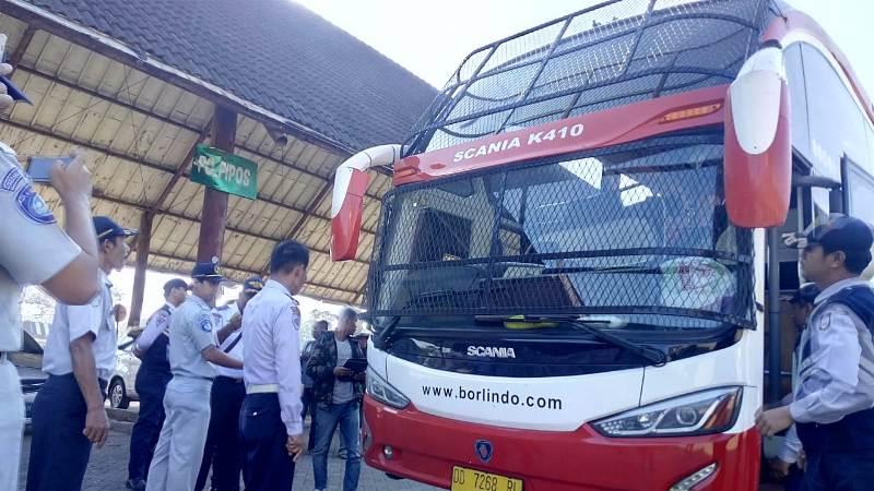 Dishub Makassar Temukan Angkutan Mudik Tak Laik Jalan