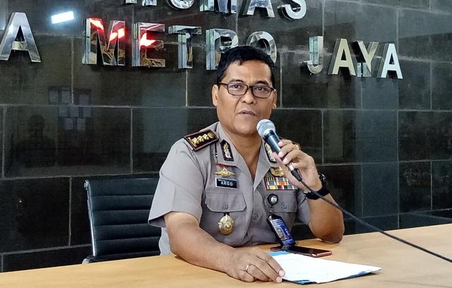 Polisi Jaga JPO di Tol