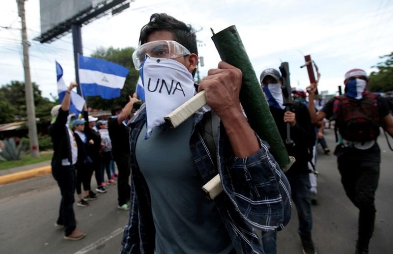 AS Batasi Visa Pejabat Nikaragua