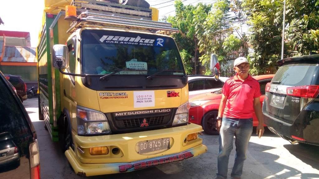 Distribusi Logistik Pilgub Sulsel Dipacu Sebelum Lebaran