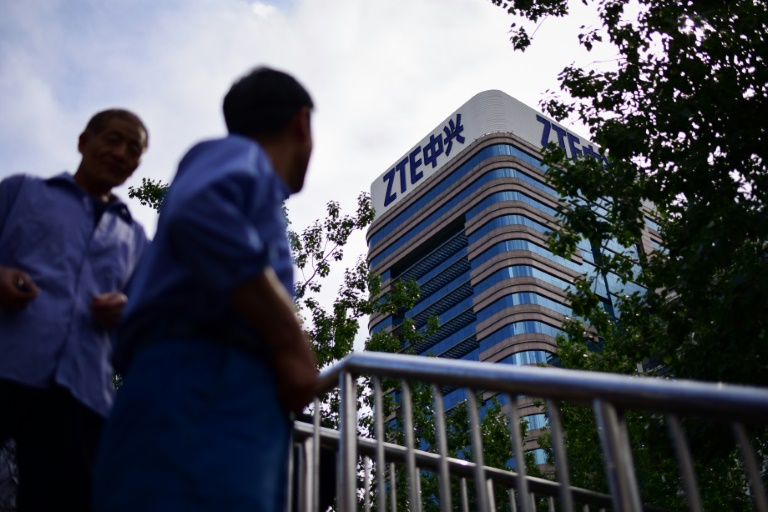 China's ZTE Vows to Clean up Its Act Following US Deal