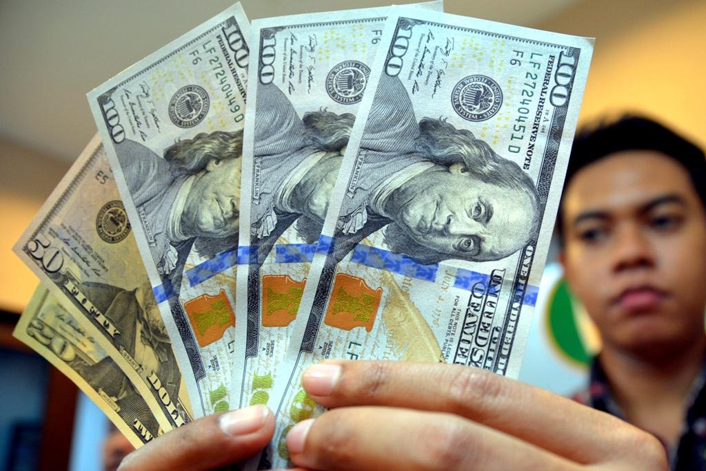 Mei 2018, Cadangan Devisa Turun ke USD122,9 Miliar