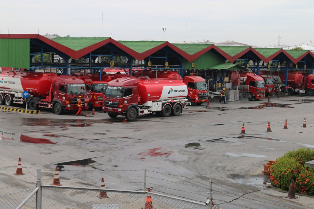Pertamina Bentuk Satgas Pengamanan BBM