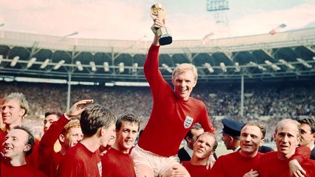 Piala Dunia 1966: Inggris Berjaya di Tanah Sendiri