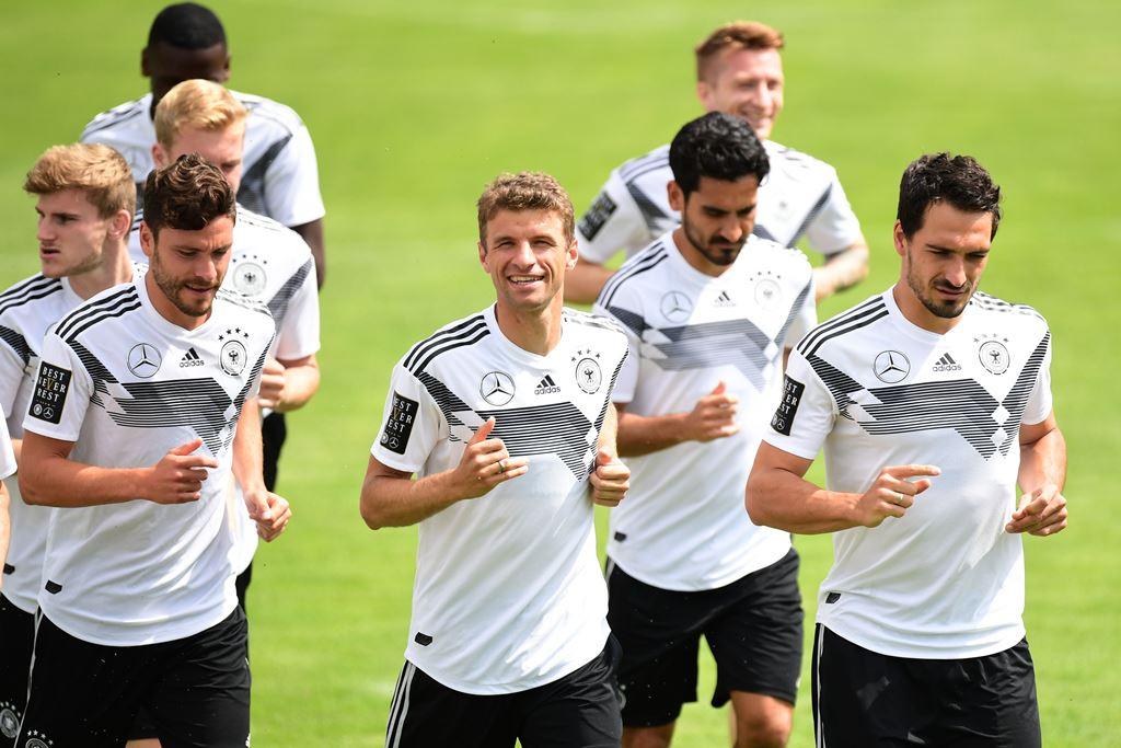 Timnas Jerman Akhirnya Menang dalam Laga Uji Coba