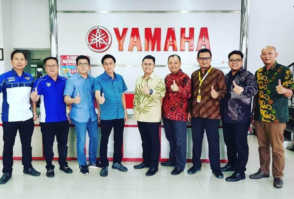 Adira Insurance Gandeng Yamaha Mataram Sakti Perluas Laju Bisnis