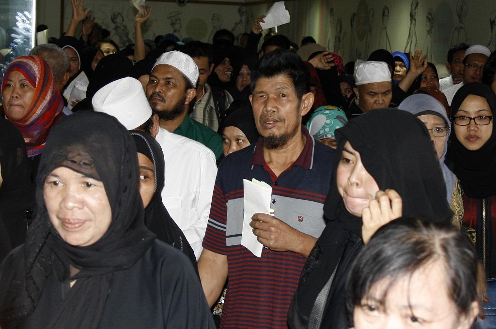indonesia-arab saudi