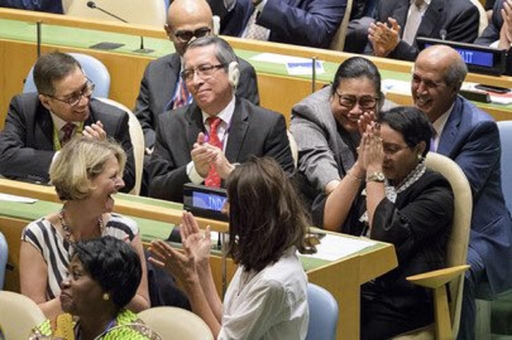 Rekam Jejak Demokrasi RI Berbuah Keanggotaan DK PBB
