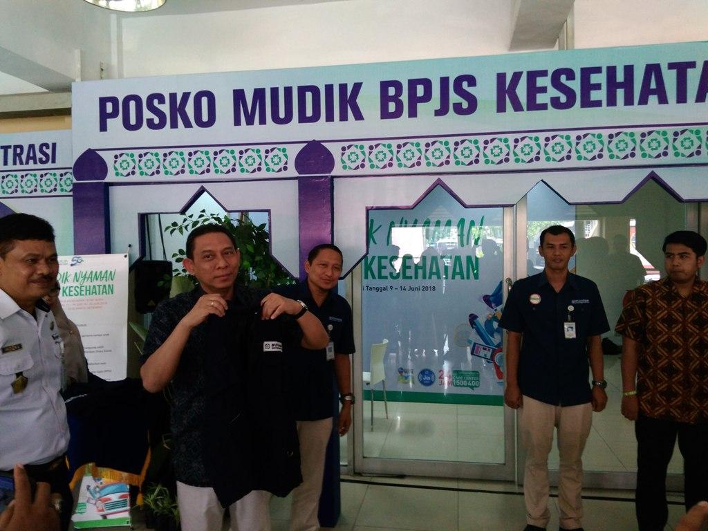 BPJS Kesehatan Buka 8 Posko Mudik Lebaran