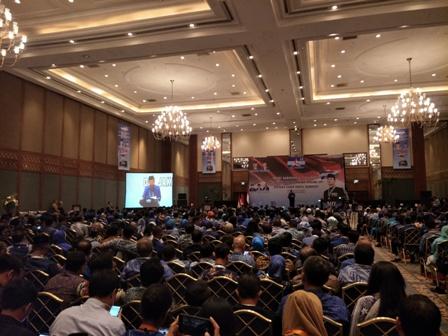 SBY Optimistis Demokrat Berjaya di Pemilu 2019