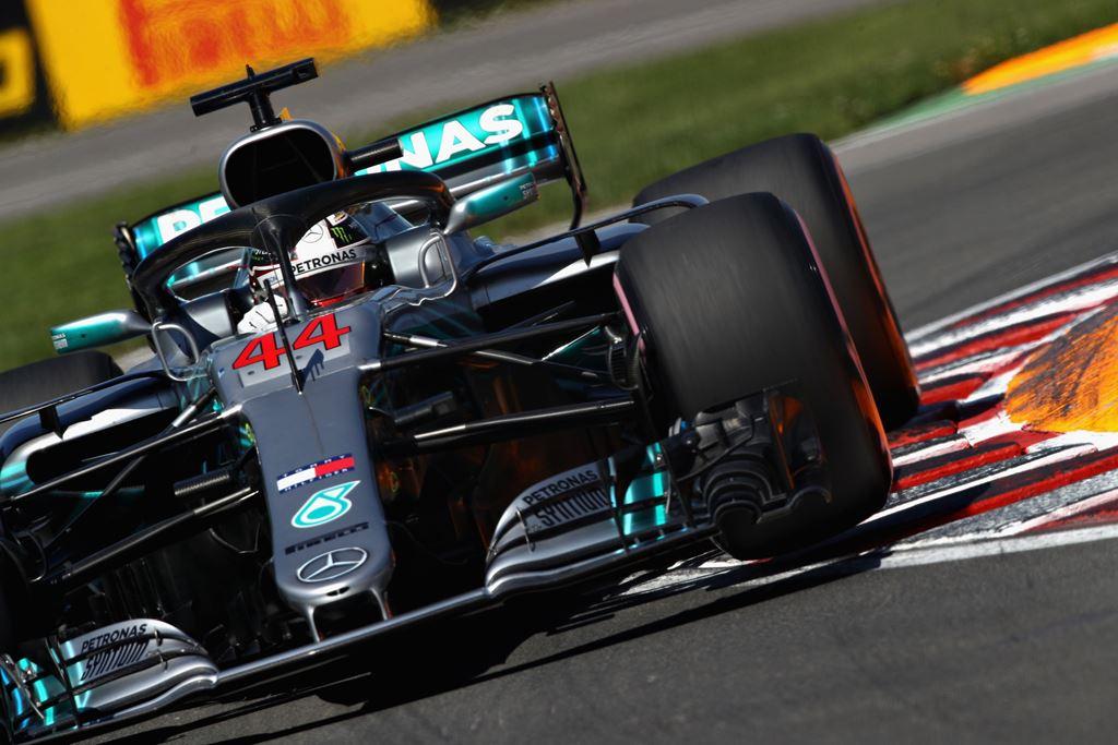 Hamilton Akui Kesulitan di Kualifikasi F1GP Kanada