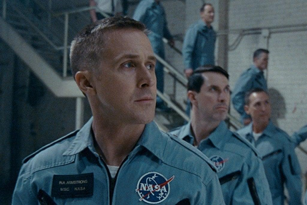 First Man, Film Terbaru Ryan Gosling dan Sutradara Damien Chazelle
