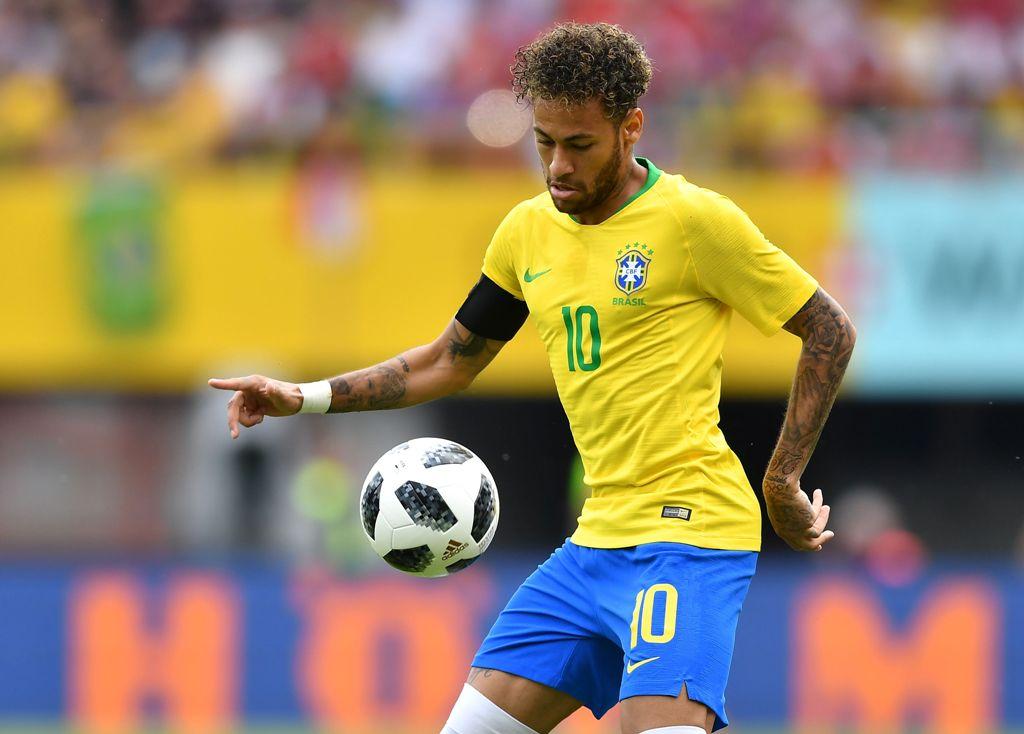 Neymar kembali Cetak Gol, Brasil Hajar Austria