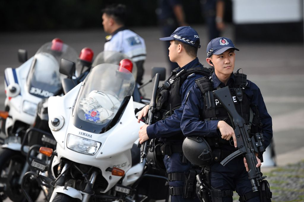 Singapura Deportasi Dua Jurnalis Korsel Terkait Bom