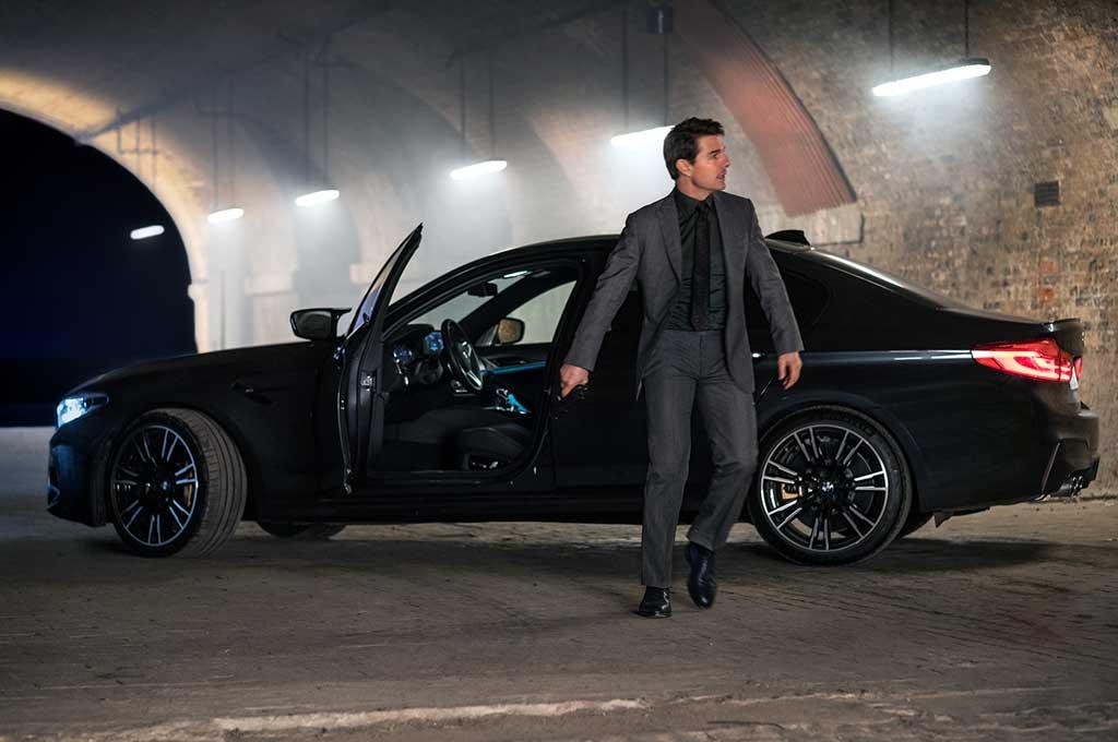 BMW Bakal Bintang di Mission Impossible - Fallout