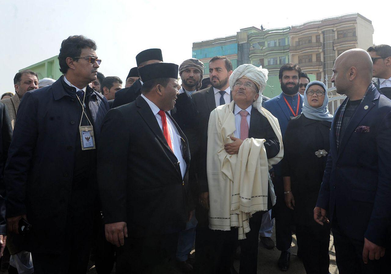 Indonesia Fokus Menjaga Perdamaian Dunia