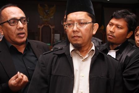 Alfian Tanjung Dieksekusi ke Lapas Sidoarjo