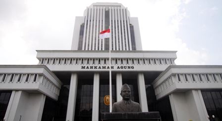 Nama Dua Calon Hakim Agung Diserahkan ke DPR