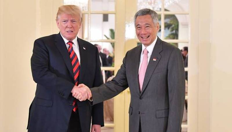 Trump Tak Sabar Nantikan Pertemuan dengan Kim Jong-un