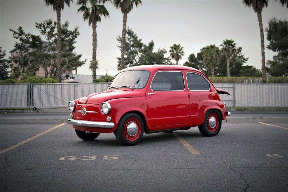 Si Nyamuk Pemarah, Fiat 600 Lansiran 1959