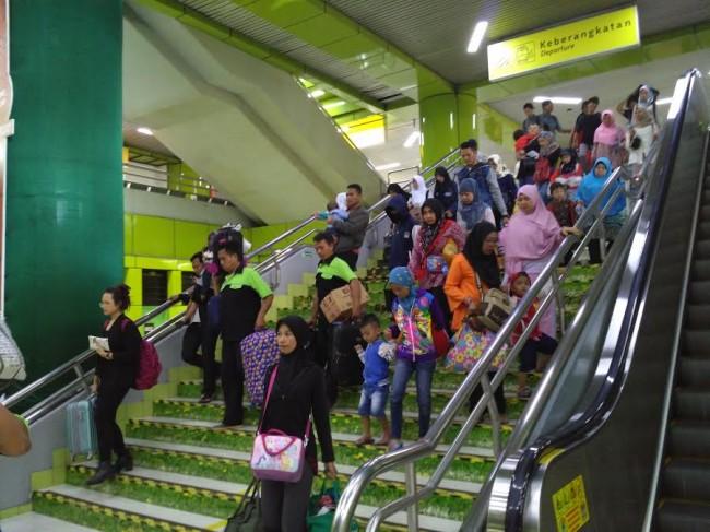 Pendatang Baru DKI Diperkirakan 72 Ribu Orang