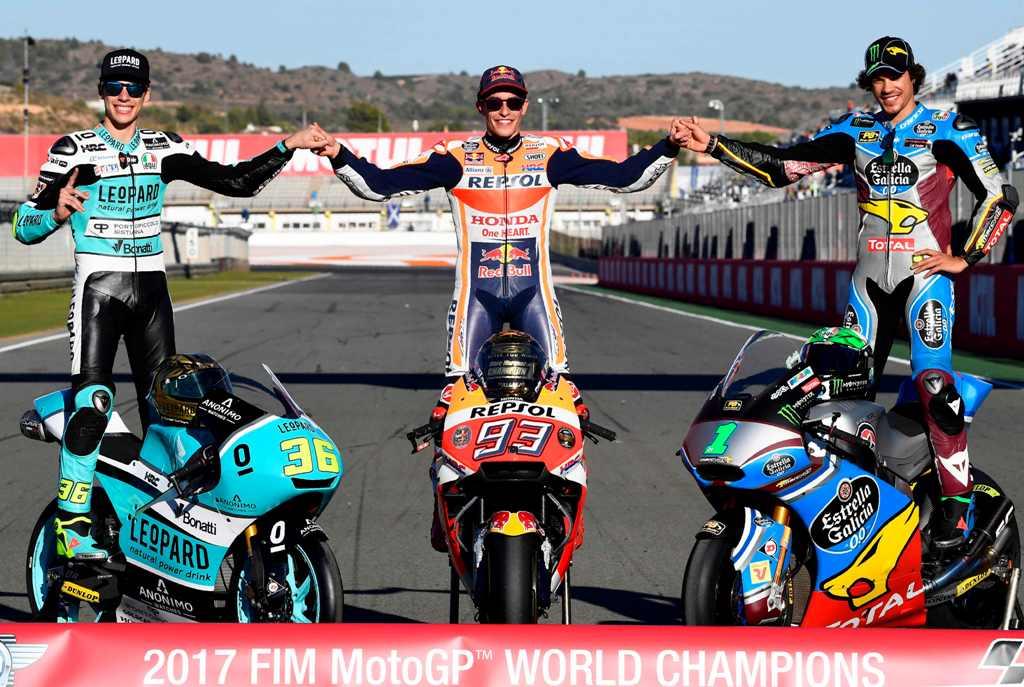 Suzuki Promosikan Juara Dunia Moto3 untuk Gantikan Iannone