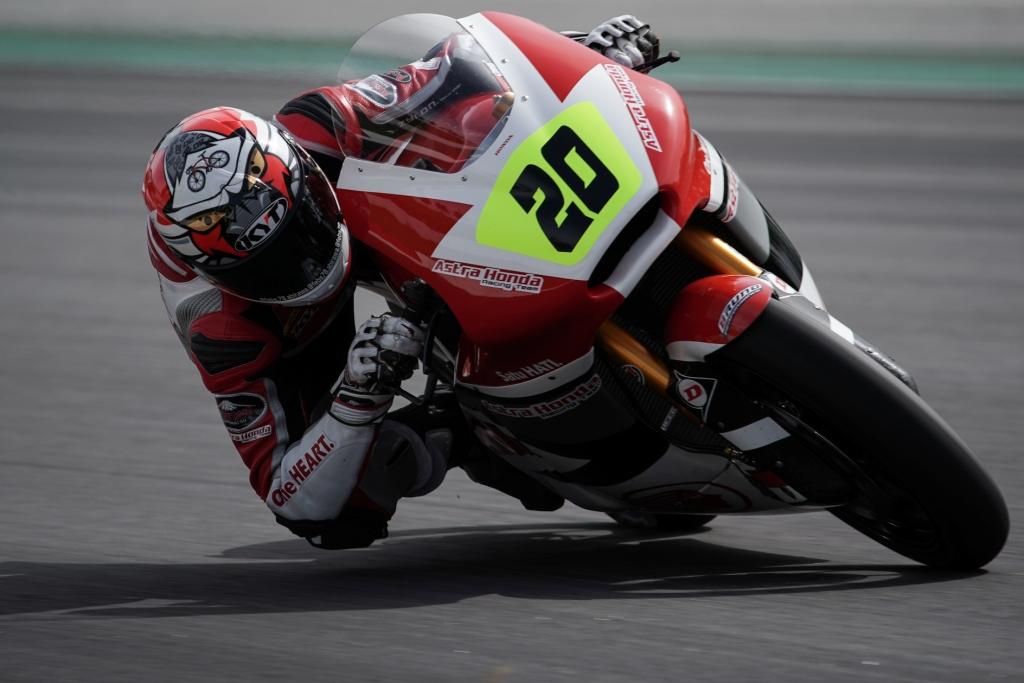 Dimas Ekky dapat Wild Card Moto2 di Catalunya