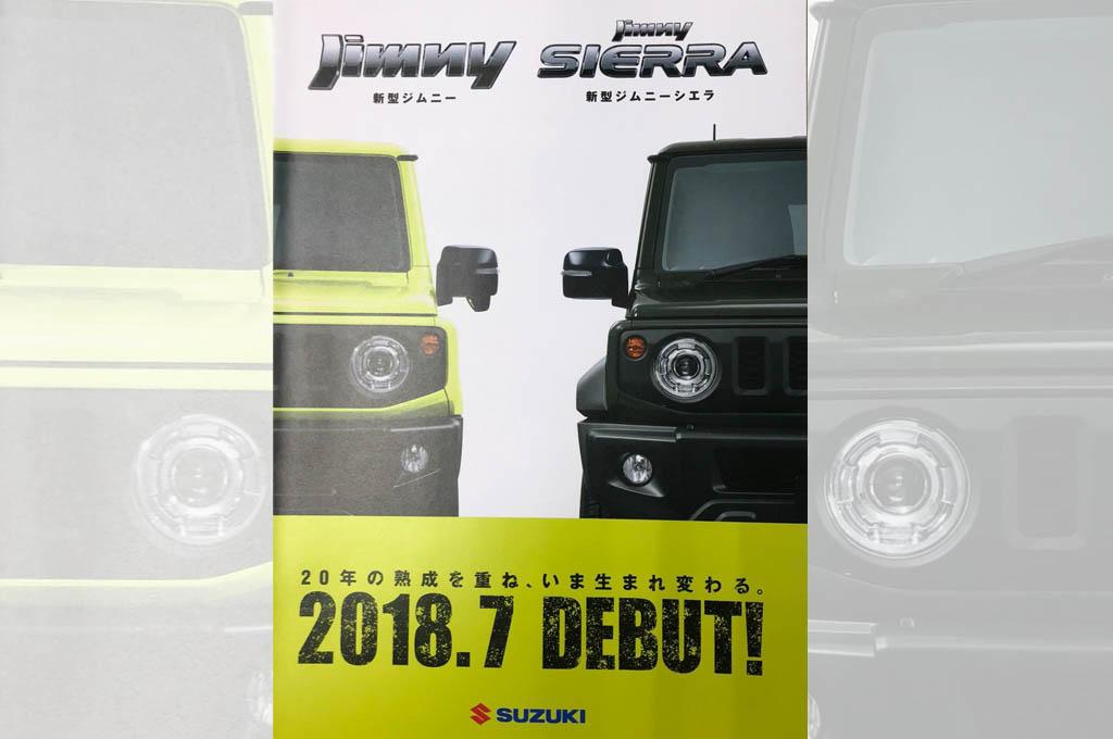 Suzuki Jimny dan Jimny Sierra Terbaru, Siap Meluncur