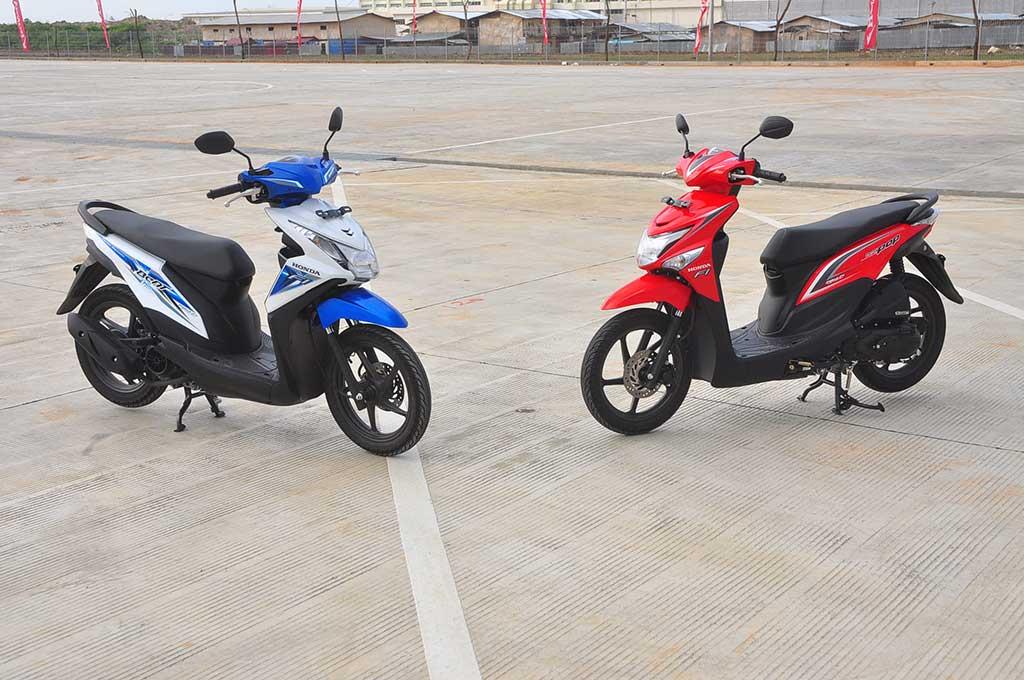 Intip Motor Terlaris di Mei 2018
