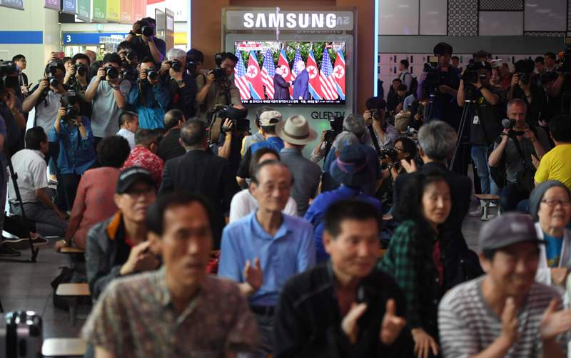 Singapura akan Macet Imbas Pertemuan Trump-Kim