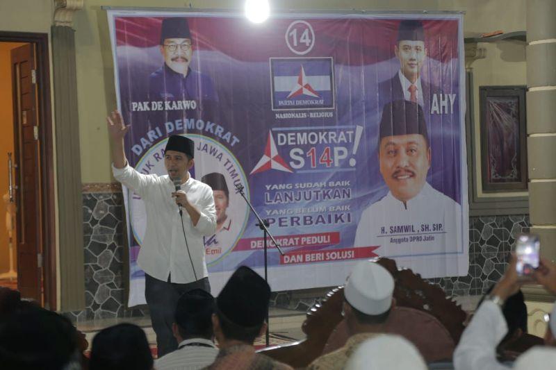 Komitmen Emil dalam hal Pemerataan Ekonomi di Jawa Timur