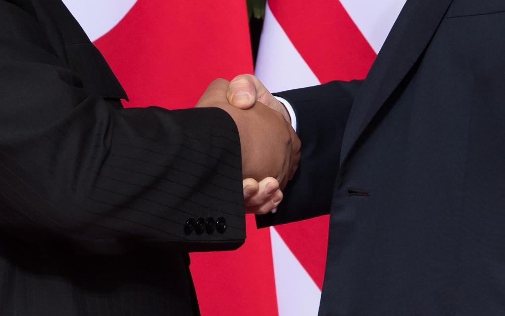 Jong un-Trump Bertemu, tak Ada yang Spesial di Korea Utara