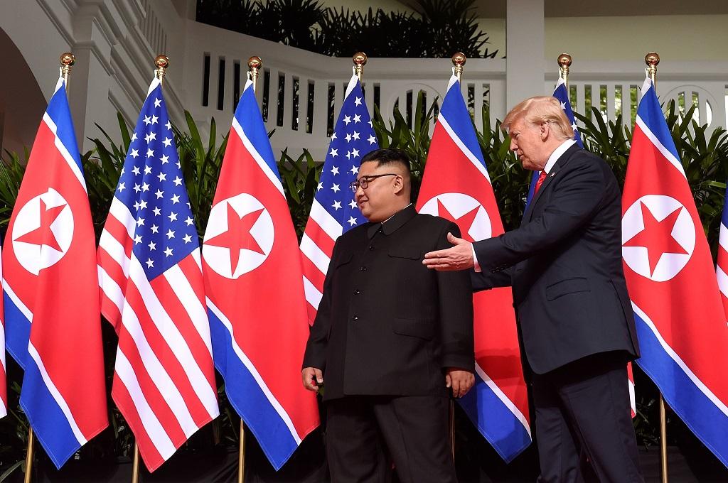 Trump dan Kim Sepakat Proses Menuju Pertemuan Tidak Mudah