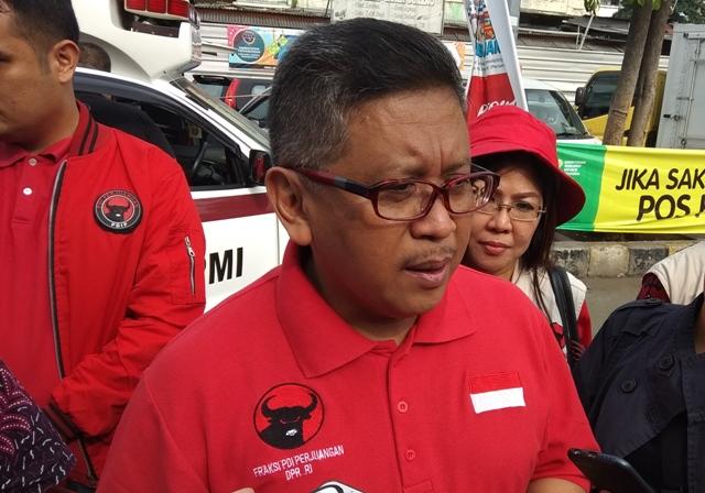 PDIP Nilai Spanduk 'Tol Jokowi' Bentuk Apresiasi dari Masyakarat
