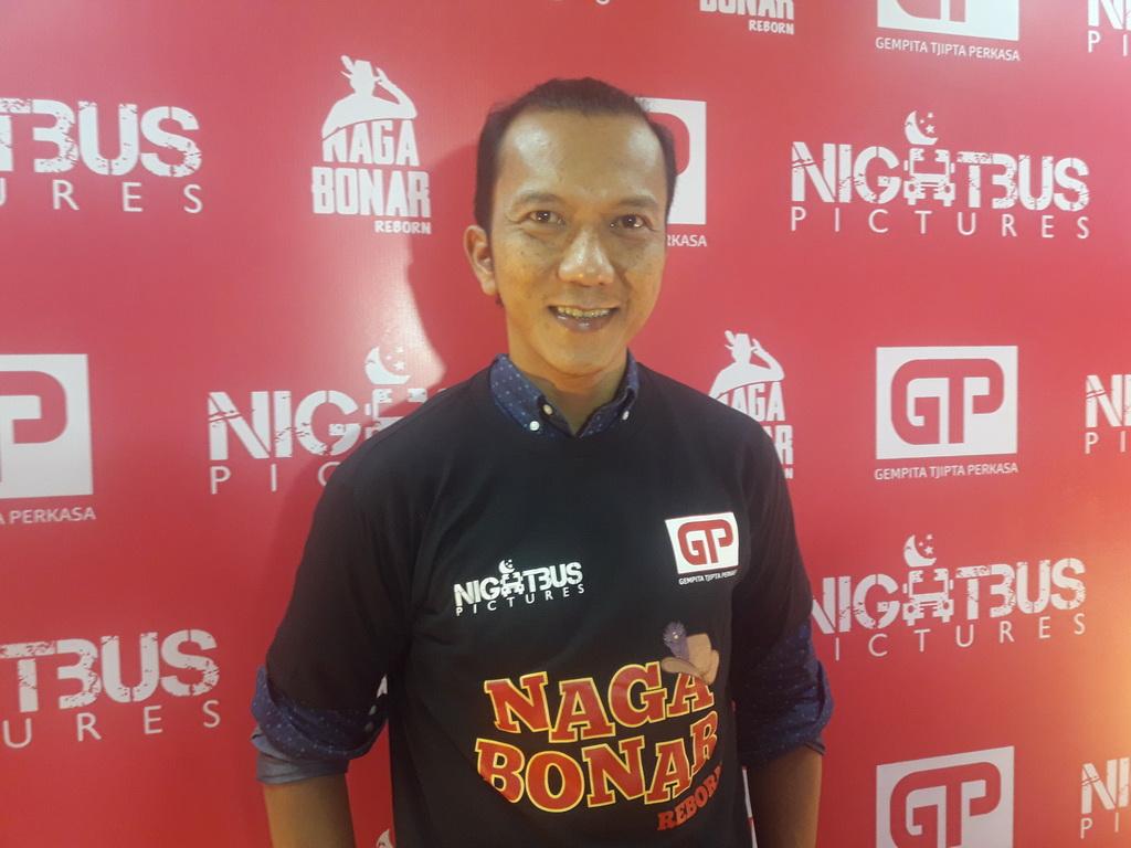 Film Nagabonar Reborn