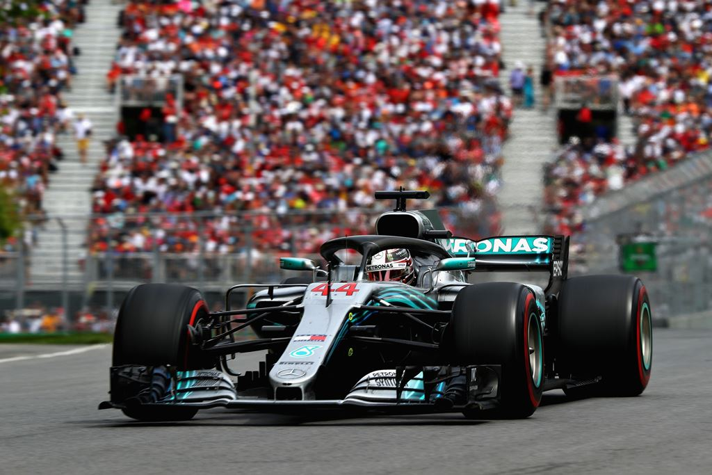 Hamilton Akui Performa Mercedes Menurun
