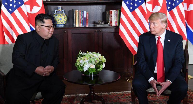 Kim Jong-un Terima Undangan Trump ke Washington