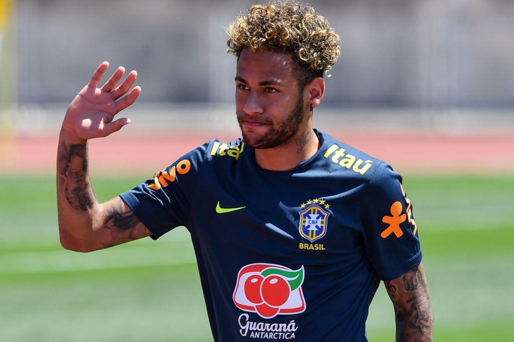 Neymar Bisa Tingkatkan Kepercayaan Diri Brasil
