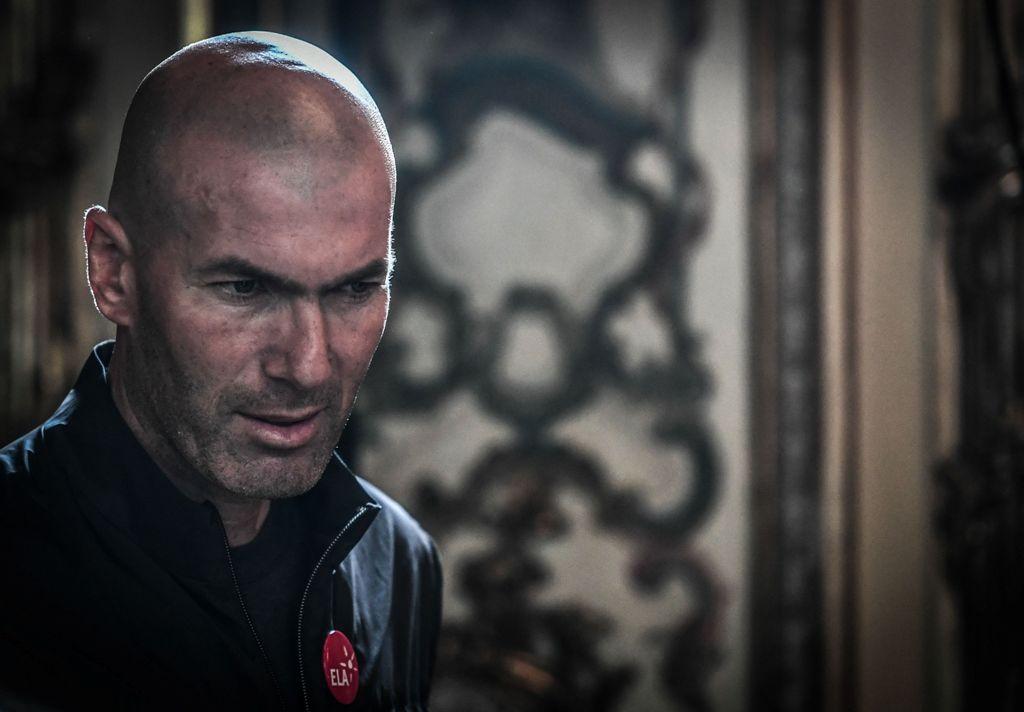 Usai Tangani Madrid, Zidane Lebih Memilih Istirahat