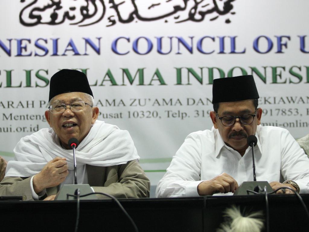 MUI: Kunjungan Gus Yahya Bisa Mencederai Komitmen Indonesia