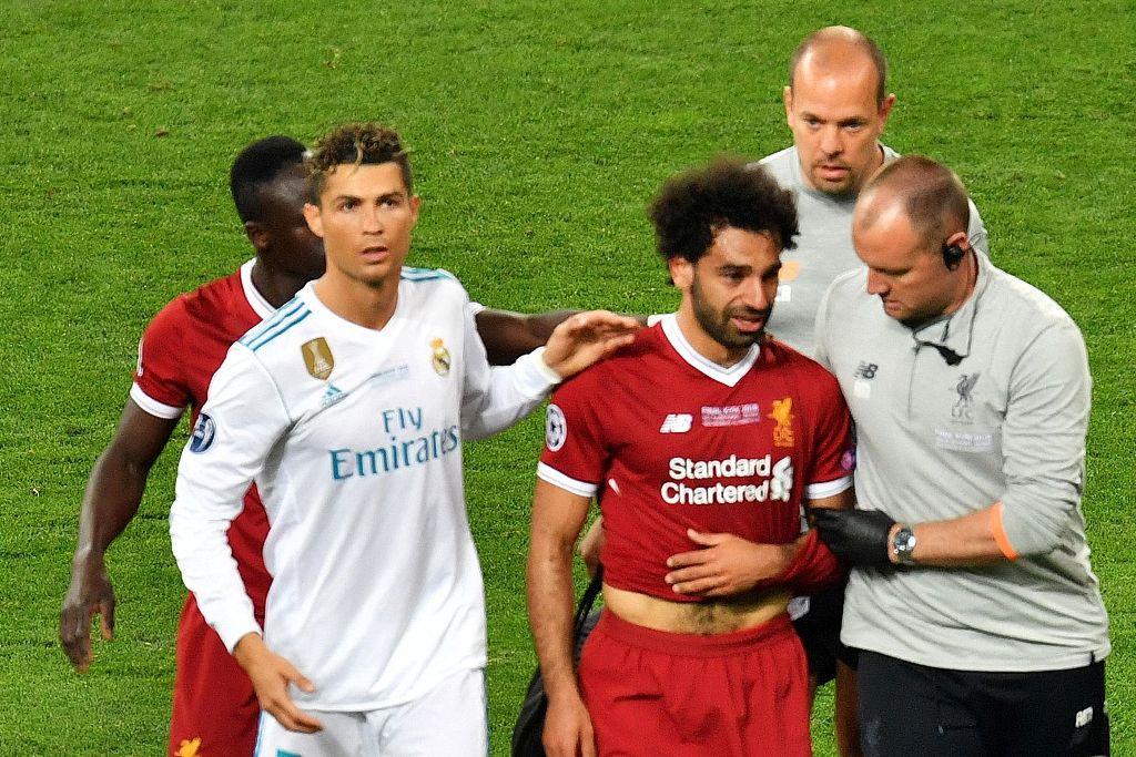 Ronaldo Berharap Salah Pulih dan Ikut Bersaing Meraih Ballon d'Or