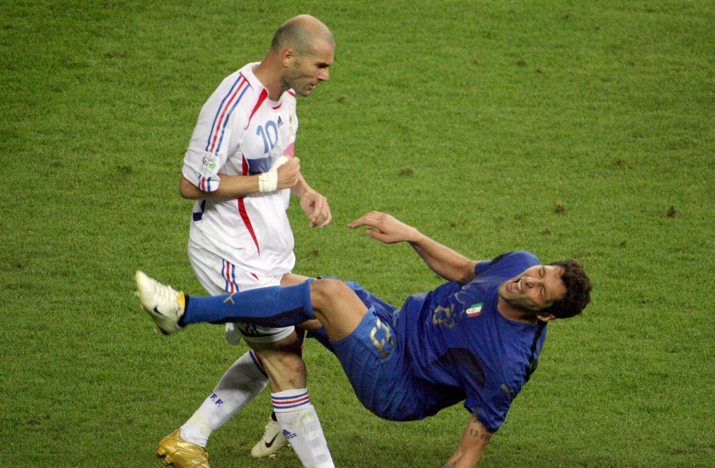 Piala Dunia 2006: Pesta Kartu dan Tandukan Brutal Zidane