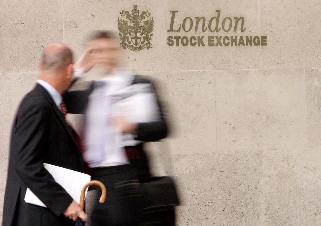 Indeks FTSE-100 Inggris Ditutup Melemah 0,43%