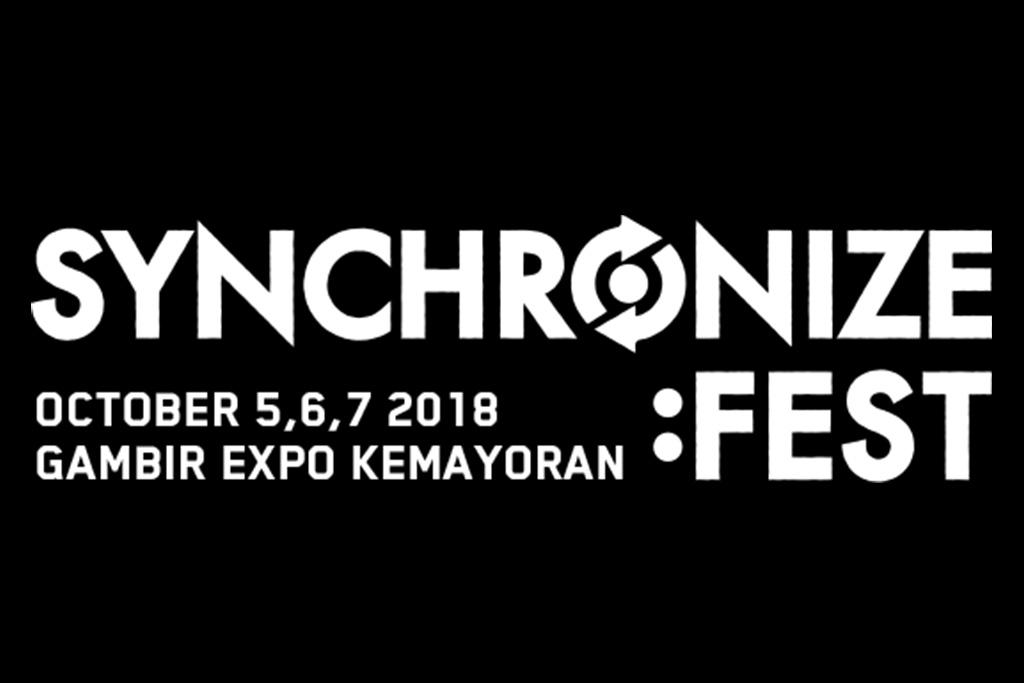 Synchronize Festival Bekerjasama dengan Archipelago Festival