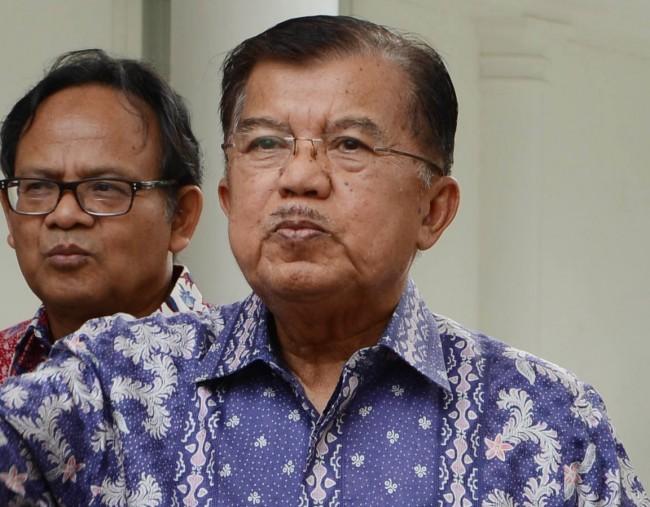 Kalla: Proyek KA Cepat Jakarta-Surabaya Segera Dimulai