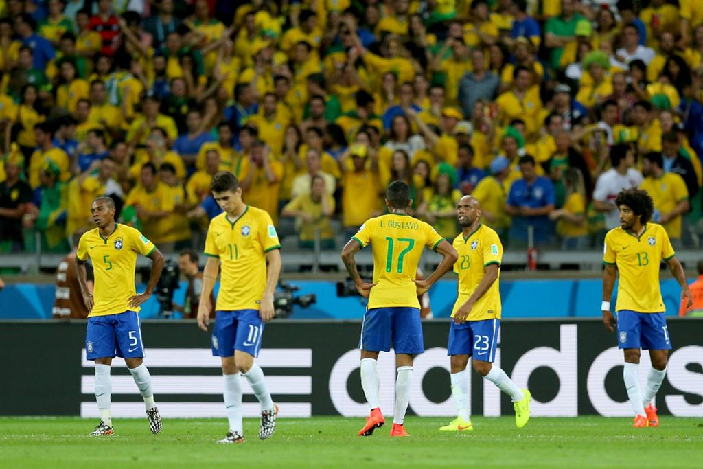 Piala Dunia 2014: Neraka Brasil di Rumah Sendiri