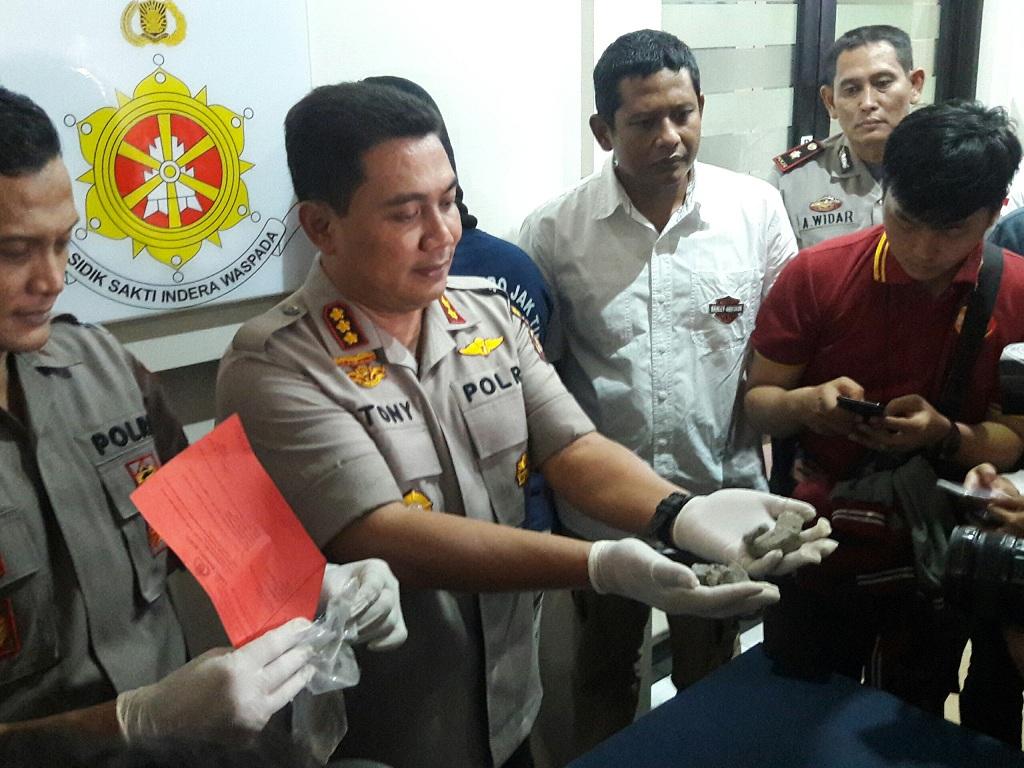 Dua Pelajar Pelempar Batu di Tol Jagorawi Ditahan